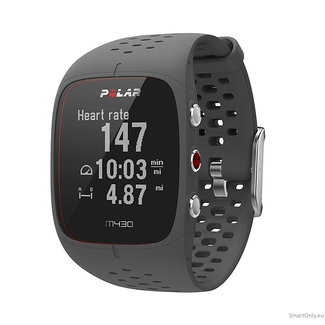 Polar M430 Gps Running Watch John Buckley Sports